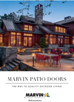 Marvin Patio Doors