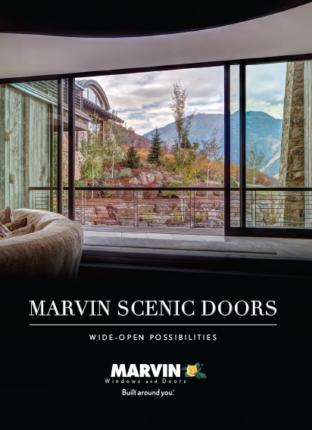 Marvin Scenic Doors