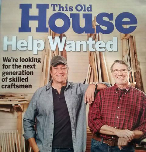 TOH Cover with Mike Rowe